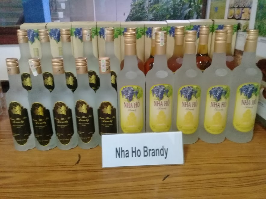 Rượu Nhaho Brandy
