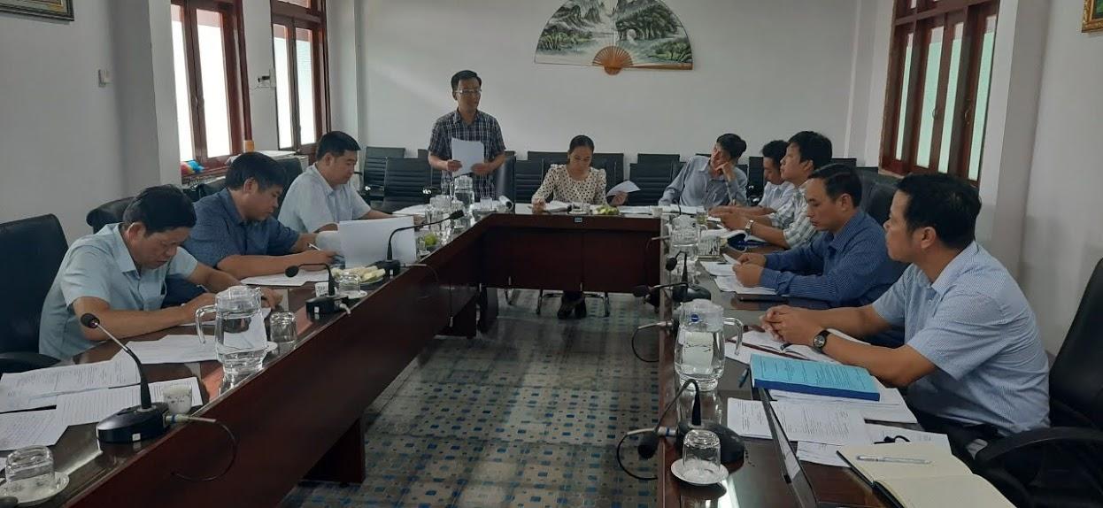 """Kiểm tra tiến độ thực hiện đề tài: """"Nghiên cứu ứng dụng khoa học và công nghệ xây dựng chuỗi giá trị sản xuất nho rượu gắn với chế biến vang nho tại Ninh Thuận và Lâm Đồng""""  năm 2020"""