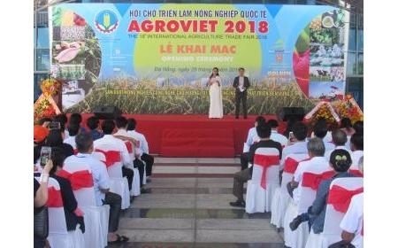 Sản phẩm của Viện đến với Agroviet 2018