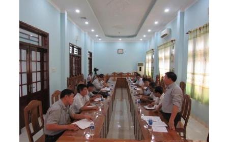 Hợp tác chuyển giao khoa học công nghệ trong sản xuất nông nghiệp giữa giữa Viện Nghiên cứu Bông và Phát triển nông nghiệp Nha Hố với huyện Tánh Linh - Bình Thuận