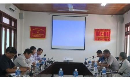 Chuyên gia Uzbekistan và đoàn công tác đến thăm và làm việc với Nhaho_Ricotad