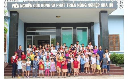 """ISCHOOL Ninh Thuận: Trải nghiệm khóa hè """"Summer Camp 2018"""" tại Nhaho_Ricotad"""