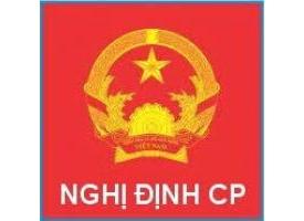 Nghị định Số: 63/2018/NĐ-CP