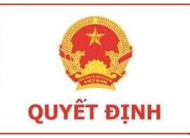 Quyết định số 06/2020/QĐ-TTg ngày 21/02/2020 của Thủ tướng Chính phủ